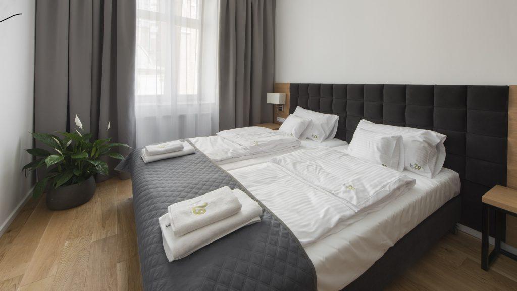 łóżka w BC-29