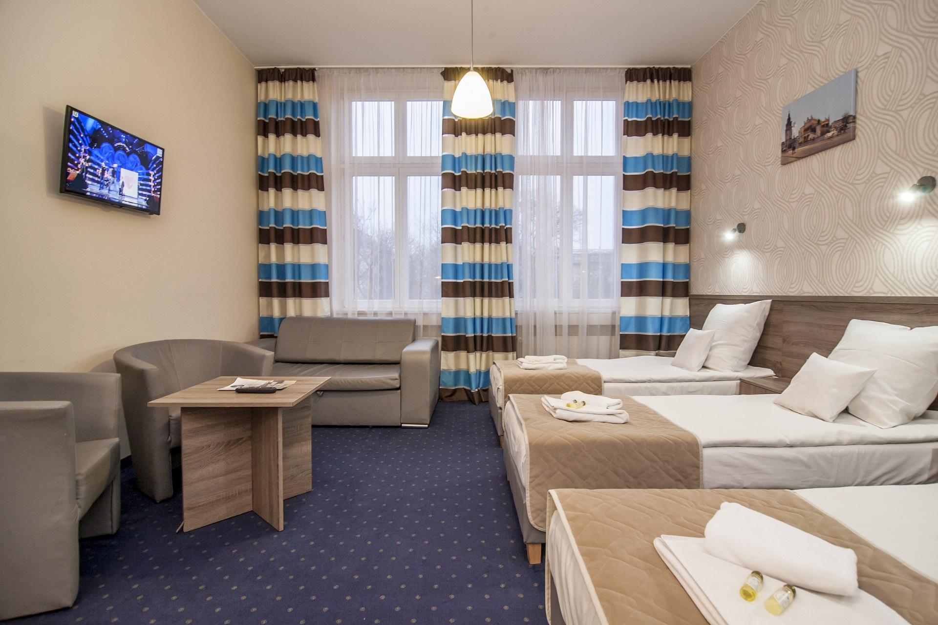 Blue Aparthotel noclegi dla wycieczek szkolnych