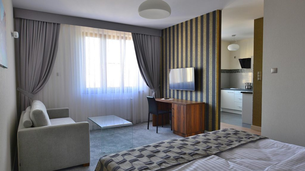 pokój w Apartamencie Miodova