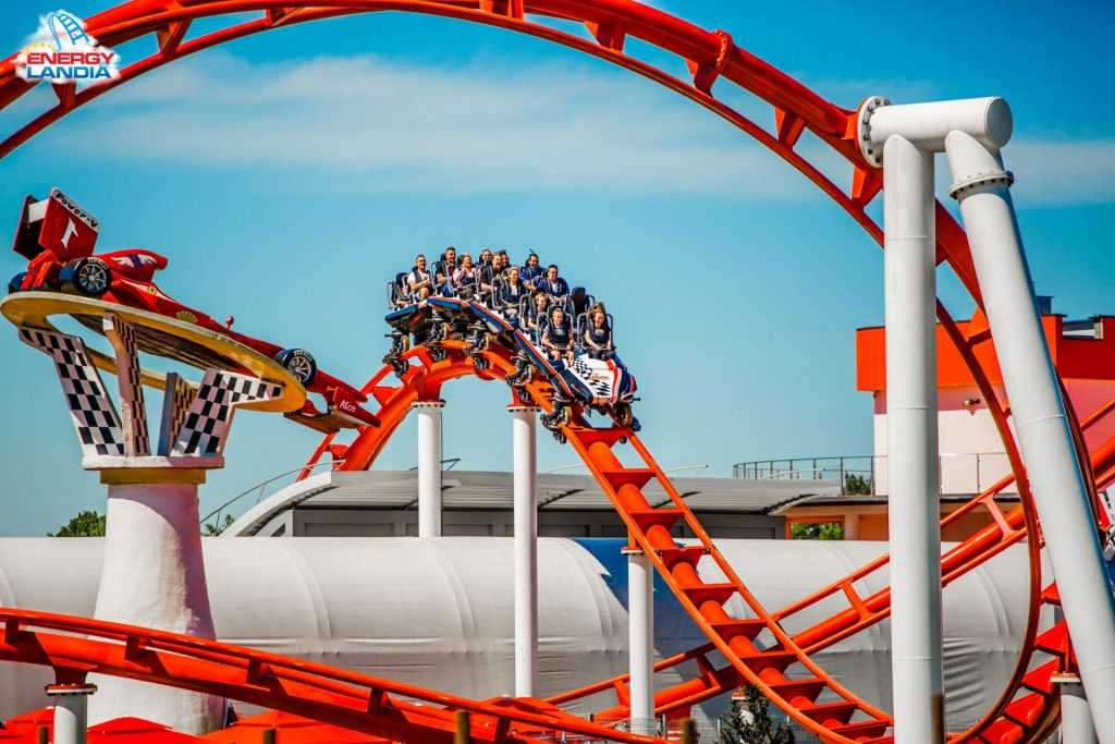 Rollercoaster Energylandia